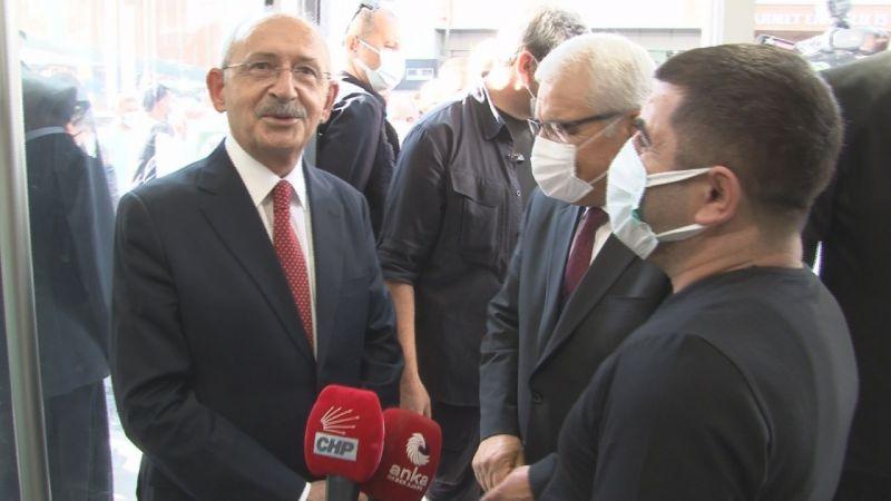 CHP Lideri Kılıçdaroğlu, Nevşehir'de esnafı gezdi