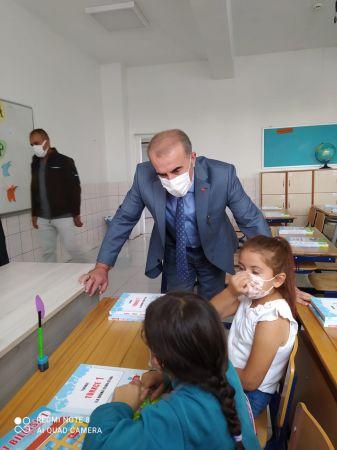 Nevşehir İl Müdürü Demir, Uyum Haftası Heyecanına Ortak Oldu