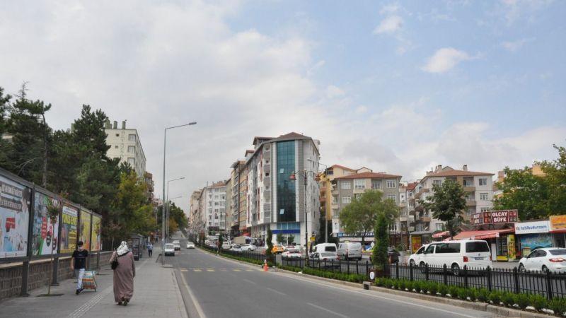 Nevşehir'de Sıcak Havalar Kayboldu