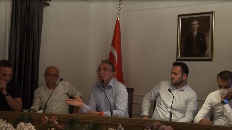 Nevşehir'e Alternatif Yol Müjdesini Başkan Savran Verdi