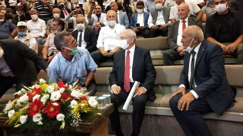 Başkan Ay, Müttefiki Kılıçdaroğlu'nu Yalnız Bırakmadı