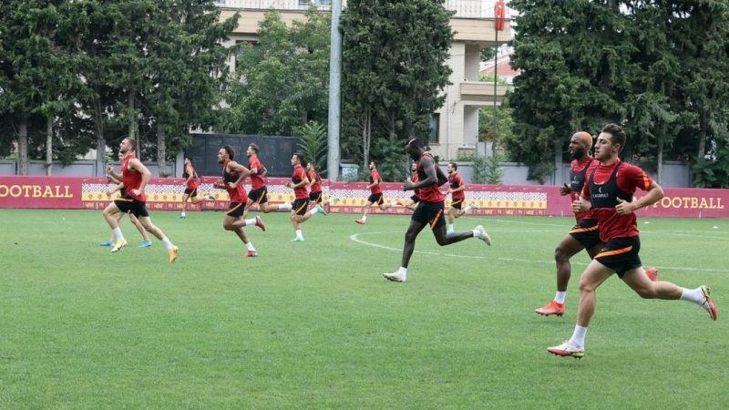 Galatasaray'da Marcao Takımla Çalışmalara Başladı