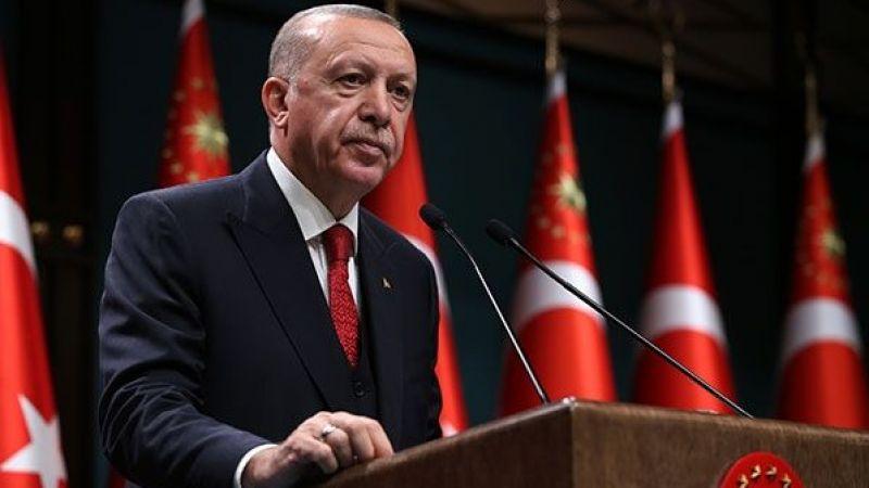 Cumhurbaşkanı Erdoğan Millileri Tebrik Etti