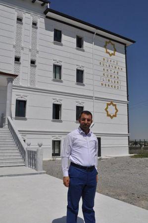 Karapınar'da Kur'an İlimleri Merkezi Açıldı