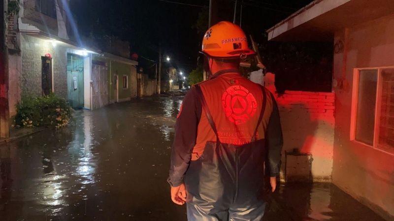 Sel Meksika'yı Vurdu: 4 ölü