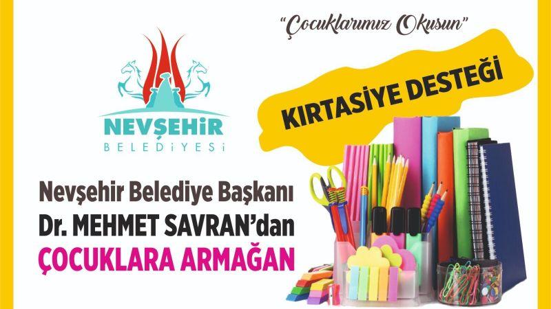Nevşehir Belediyesi Yerel Esnafı Ve İhtiyaç Sahibi Aileleri Unutmadı