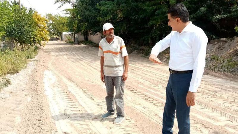 Başkan Çiftçi Gülşehir'i Geliştirmeye Devam Ediyor