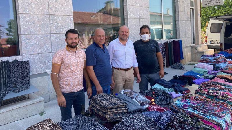 Hacıbektaş'a Kapalı Pazaryeri Geliyor