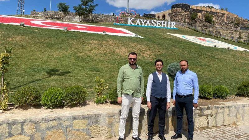 TÜGVA Genel Başkan Yardımcısı Nevşehir'e Geldi