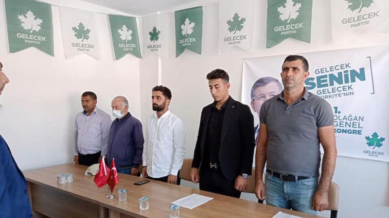 Gelecek Partisi Kozaklı Kongresi Yapıldı