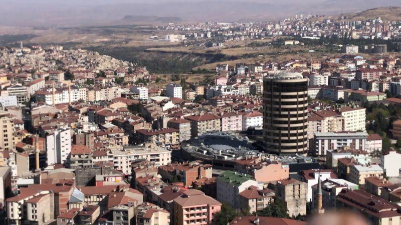 Nevşehir Covid Vaka Sayısında Rekora Koşuyor