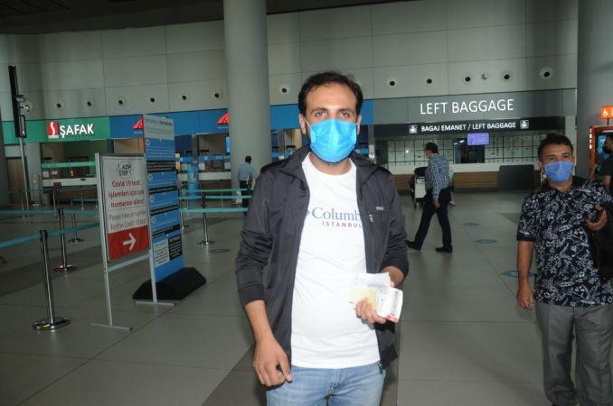 Balayı Çifti Aşı Nedeniyle Nevşehir'e Gelemedi