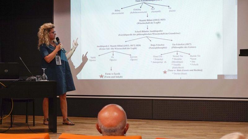 """Kapadokya Üniversitesinde """"X. Mantık Çalıştayı"""" Sona Erdi"""