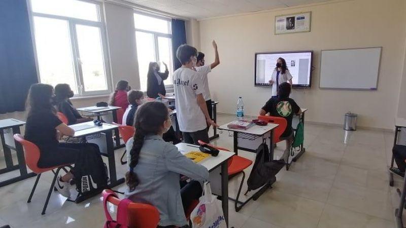 Bahçeşehir Koleji Ortaokul Kademesinde Beklenen Gün Geldi!
