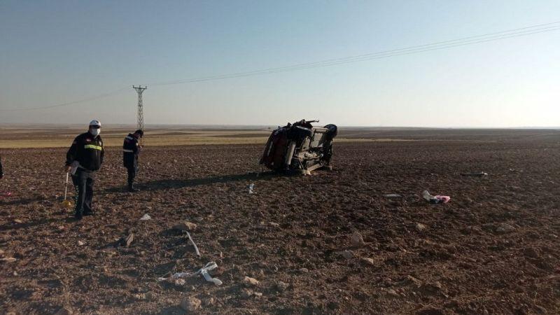 Nevşehir'de Otomobil Şarampole Devrildi: 1 Ölü