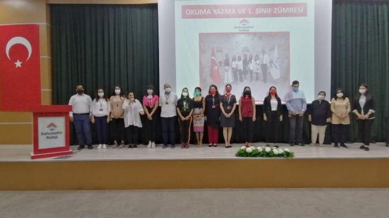 """Bahçeşehir Koleji İlkokulu 1. Sınıf """"Veli Tanıtım Sunumu"""" Gerçekleşti"""
