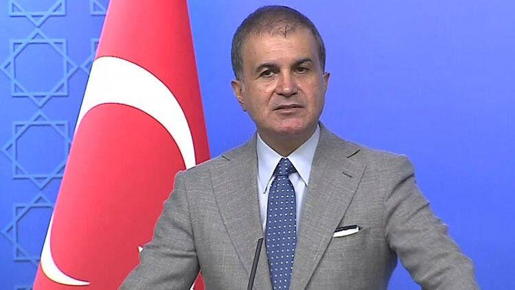 AK Parti Sözcüsü Çelik'ten Atatürk Açıklaması