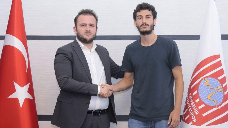 Nevşehir Belediye Spor'a Yeni Transfer