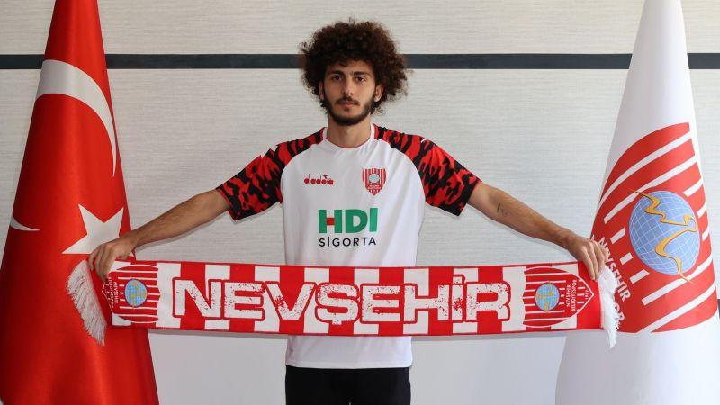 Nevşehir Belediyespor, Boluspor'dan Ahmet Çelik'i Kiraladı