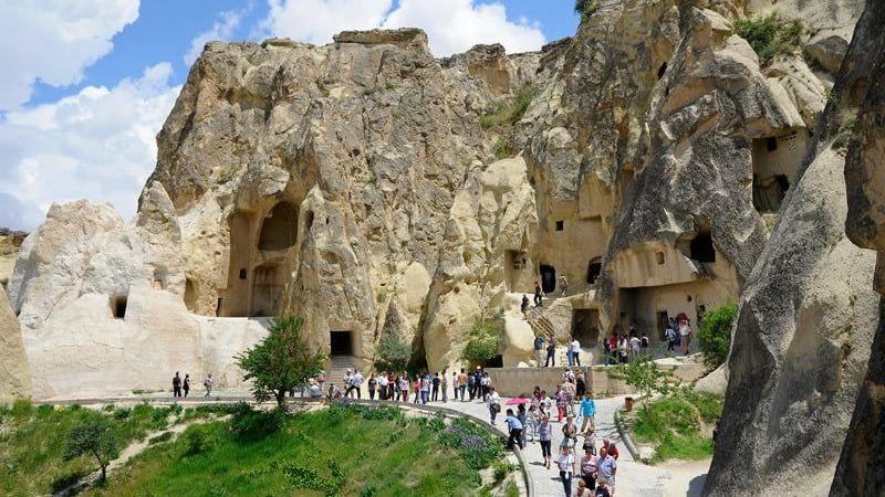 Nevşehir 9 Müze ile Türkiye Sıralamasında 16'ncı
