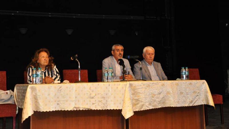 Hacıbektaş'ta Halk Toplantısı Düzenlendi