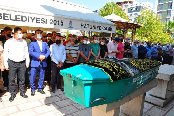 Nevşehir'de Kazada Ölen Antrenör Toprağa Verildi