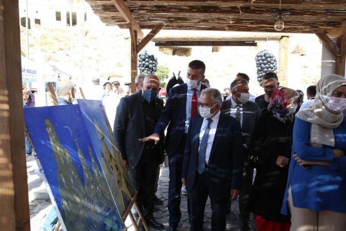 Kayseri Belediye Başkanı Büyükkılıç'dan Nevşehir Sözleri