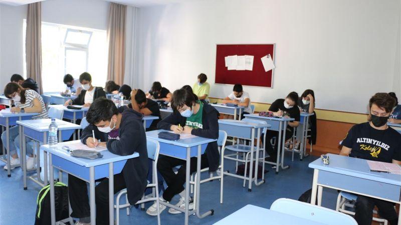 Altınyıldız Fen ve Anadolu Lisesi'nde Hazırbulunuşluk Sınavı