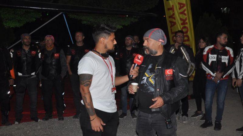 Kayseri Motorsiklet Kulübü Ürgüp'te