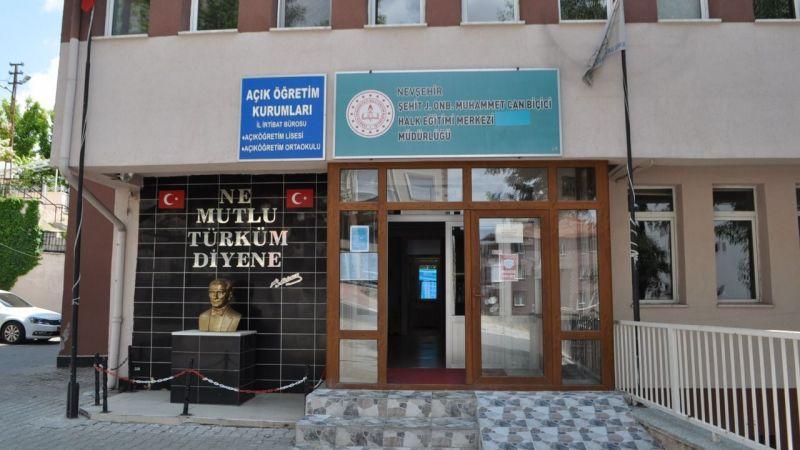 Nevşehir HEM'den Mezun Öğrencilere Destekleme ve Yetiştirme Kursu