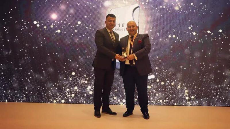 Kent ve Başkan Dergisi'nden Nar Belediyesi'ne Ödül