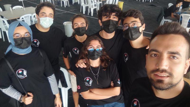 Bahçeşehir Koleji İHA Takımı Teknofest'te