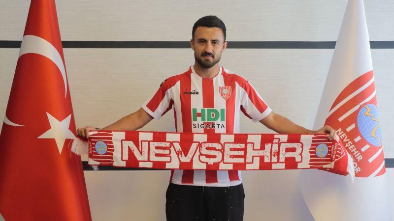 Nevşehir Belediyespor'a Yeni Transfer Samet Dağlı