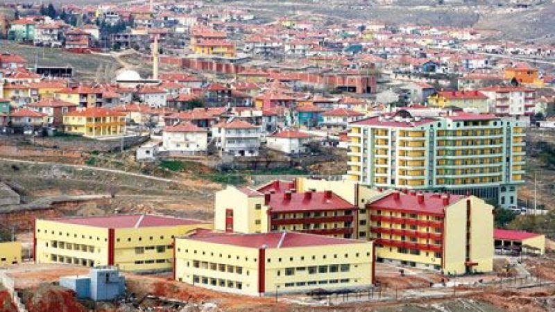 Kozaklı'ya Tarıma Dayalı İhtisas Sera Organize Sanayi Bölgesi Kuruluyor