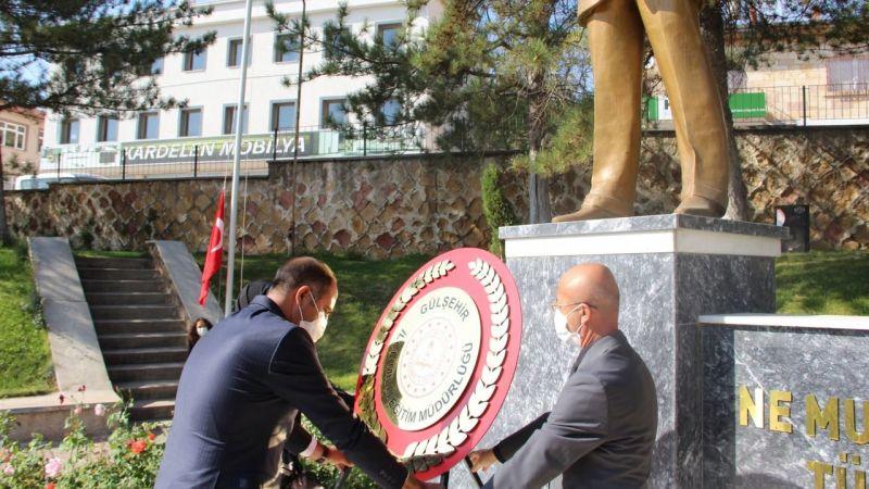 Gülşehir'de İlköğretim Haftası Töreni