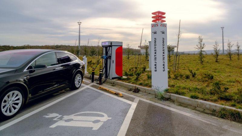 Kapadokya'ya Elektrikli Araç Şarj İstasyonu Geliyor