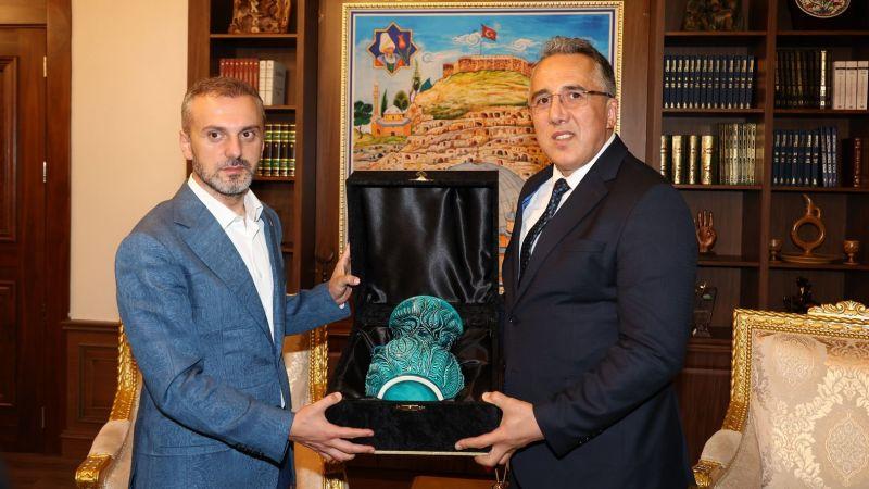 AK Parti Genel Başkan Yardımcısı Kandemir, Nevşehir Belediyesi'ni Ziyaret Etti
