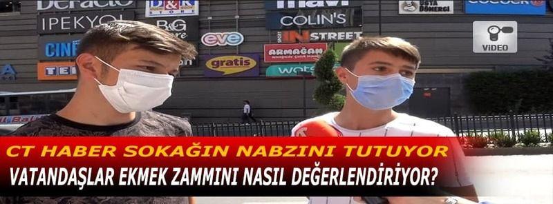 Nevşehir'de Vatandaşlar Ekmek Fiyatına Yapılan Zammı Nasıl Karşıladı?