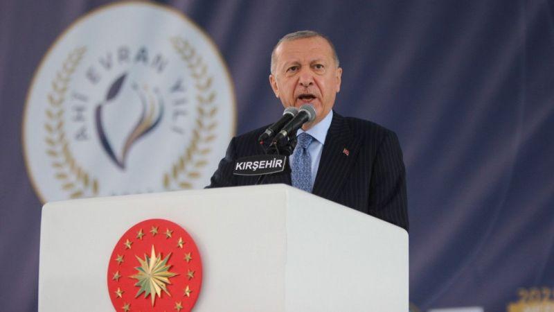 Cumhurbaşkanı Erdoğan'dan Şeker Pancarı Açıklaması