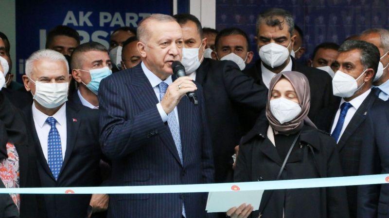 Erdoğan 2023'te Kırşehir'in Yeni Bir Dönemin Adresi Olacağını Belirtti