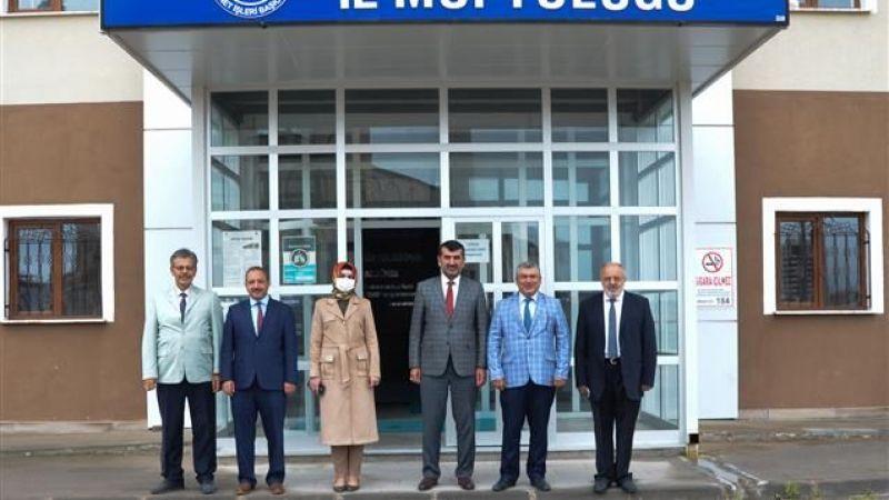 Genel Müdür Bircan Nevşehir'de