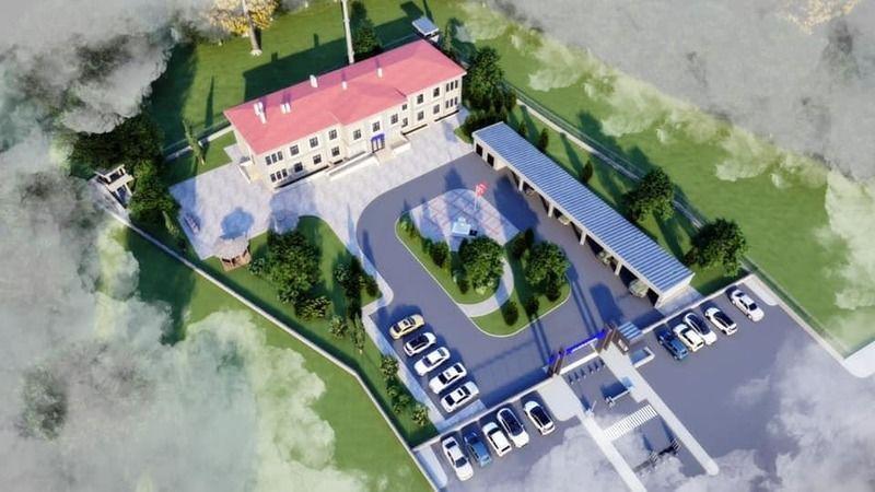 Kozaklı'ya Yeni Jandarma Binası Yapılıyor