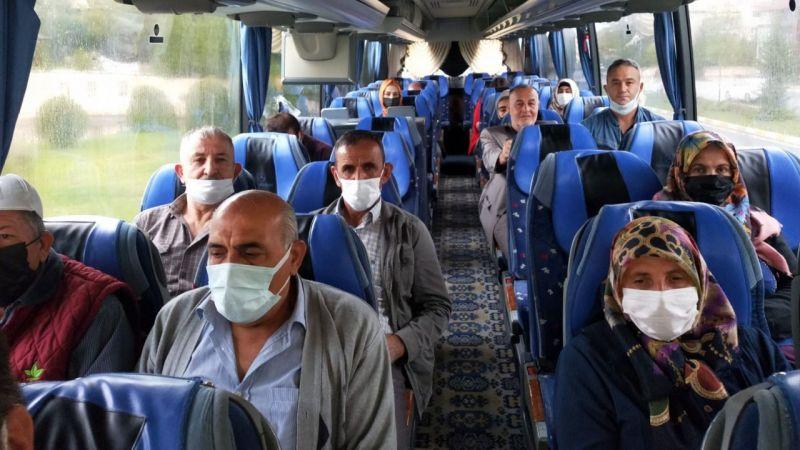Nevşehirliler Cumhurbaşkanı İçin Kırşehir'e Gidiyor