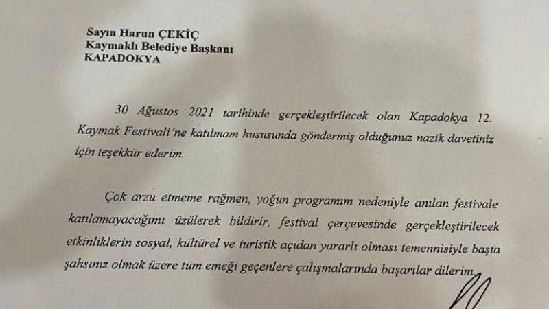 KKTC Başbakanından Başkan Çekiç'e Tebrik