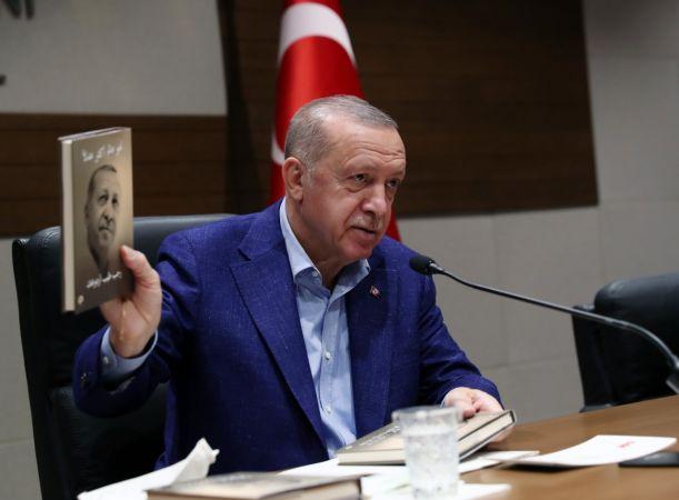 Cumhurbaşkanı Erdoğan Seçim Yasası'nda Değişiklik Konusunda Konuştu