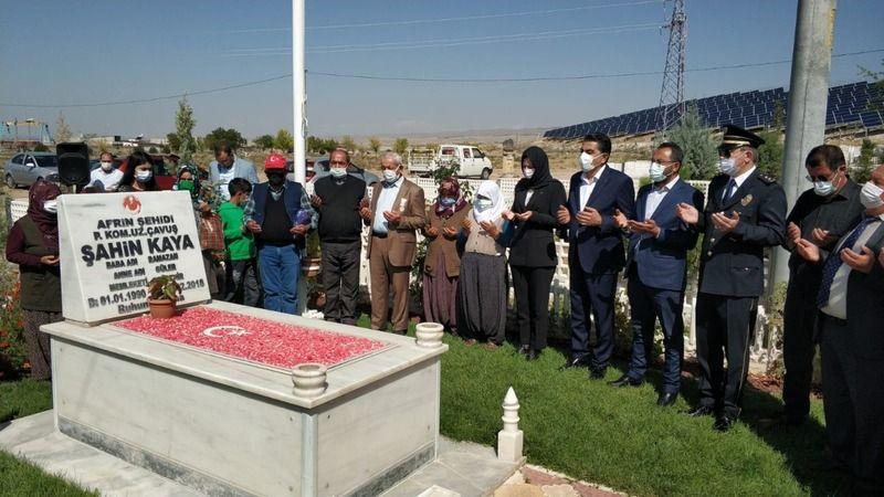 Gülşehir'de Gaziler Günü Kutlandı