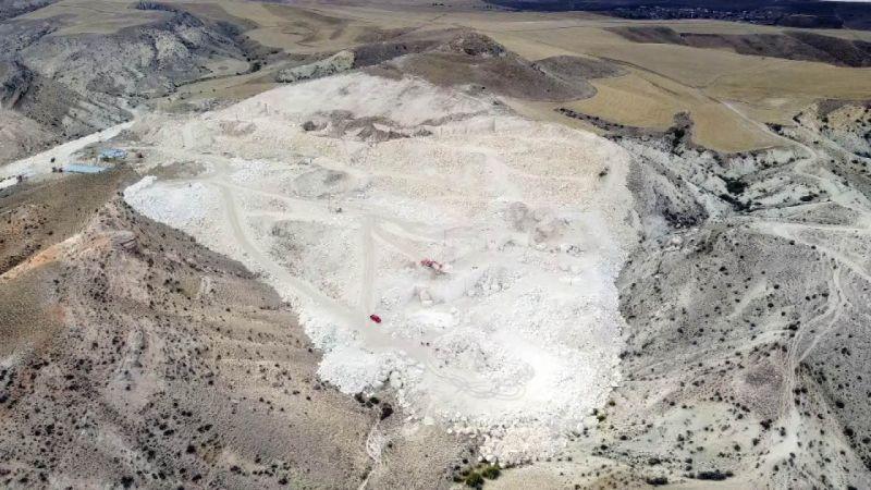 Kapadokya'da Anadolu Limra Taşı Dış Cephelerinde Kullanılıyor