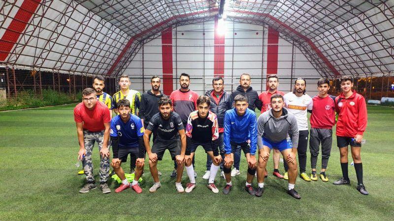 Nevşehir'de Ülkü Ocaklarından İlçe ve Beldelerde Futbol Turnuvası