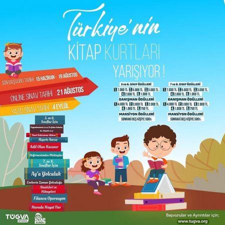 Nevşehir TÜGVA'dan Yarışma Duyurusu