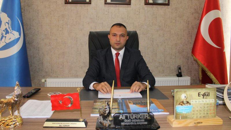 Başkan Türker, Artan Trafik Kazalarına Değindi